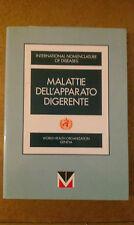 Malattie Dell'Apparato Digerente - 1994 - International Nomenclature of Diseases