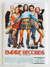 Empire Records FRIDGE MAGNET (2.5 x 3.5 inches) movie poster
