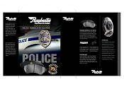 Raybestos ATD1159P Front Super Premium Police Brakes