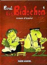 BD Les Bichons tome 1 Roman d'amour
