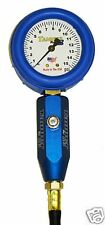 "Tanner Racing 15 PSI  Standard 2 1/2"" Tire Gauge"