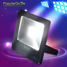 30W LED Flood Light Outdoor Landscape Lamp Spotlight Security Waterproof IP66