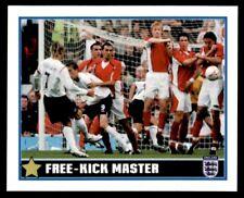 Merlin England (World Cup) 2006 - David Beckham (pro-skill) No. 47