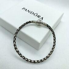 Pandora Leather Bracelet 18cm