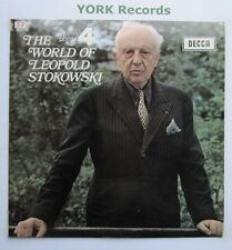 SPA 159 - THE PHASE 4 WORLD OF LEPOLD STOKOWSKI - Excellent Condition LP Record