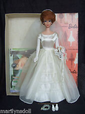 HTF Japanese exclusive pink silhouette box #947-2 vintage Barbie Brides Dream