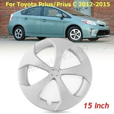 15'' 5-spoke Hub Cap Wheel Cover For Toyota Prius 2012 2013 2014 2015  # 61167