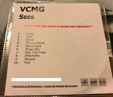 VCMG Martin Gore Depeche Mode Ssss Rare Promo CD Watermarked Numbered