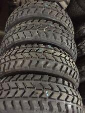 4 37x12.50r16.5 Goodyear Mt HUMMER TIRES Like New; 37x12.50x16.5, 37/12.50r16.5