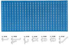 Articoli blu senza marca per il bricolage e fai da te