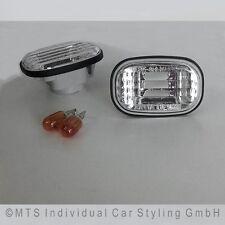 WEISSE Seitenblinker Toyota Carina Celica Corolla MR2 RAV4 Starlet Paseo Prius