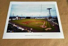 Brooklyn Cyclones Baseball Stadium Photo Coney Island Print