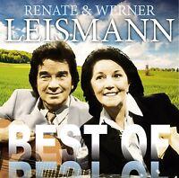RENATE UND WERNER LEISMANN - BEST OF  CD NEU