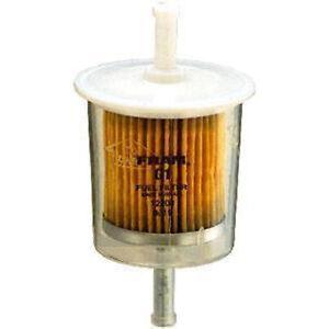 """Fram G1 Filter Nylon 1/4""""-Tube Gas Filter"""