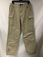 Pantalon Homme Bermudes 100%Coton Taille 38 Couleur Beige Neuf !!!!