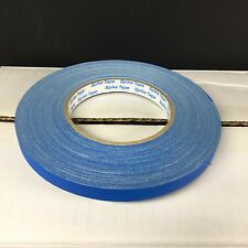 "(1) CASE/(24) Rolls Pro Spike Tape - 1/2"" x 50 yd. - ELECTRIC BLUE PG1/2-ELBL"