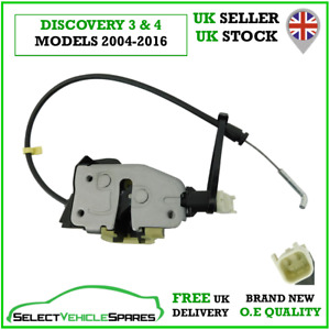 NEW LAND ROVER DISCOVERY 3 & 4 UPPER TAILGATE BOOT LID LOCK CATCH MECH 2004-2016