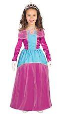 Costumi e travestimenti viola vestito per carnevale e teatro per bambine e ragazze