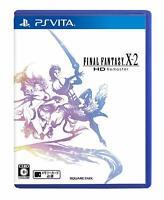 USED PS Vita Final Fantasy X-2 HD Remaster Japan import