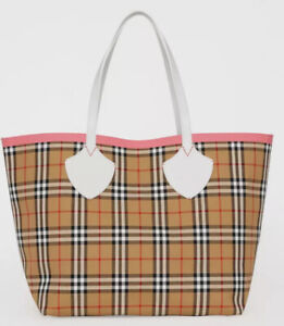 Burberry Giant Reversible Tote