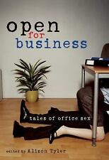 New, Open For Business: Tales of Office Sex, , Book