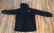 The North Face HyVent Winter Jacket Coat Black Men's Size XL Black