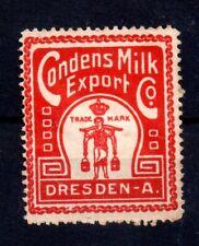 More details for condens milk dresden label or cinderella ws17549
