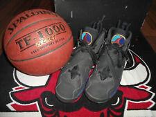 """Nike Air Jordan 8 VIII Retro""""Aqua"""",Gr.44,5,black/bright con-aqua tone,305381-041"""