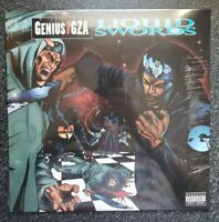 GENIUS/GZA Liquid Swords 2x LP NEW VINYL Geffen Wu-Tang Clan RZA Raekwon Method