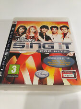 Disney Sing It Pop Hits Playstation 3