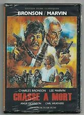 DVD - CHASSE A MORT (CHARLES BRONSON - LEE MARVIN) NEUF