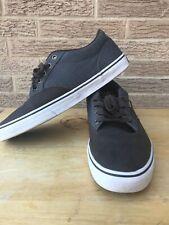 Vans Grey/Brown Leather Mens Sz10.5 721356