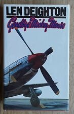 Goodbye Mickey Mouse by Len Deighton 1982 hb/dj 1st/1st -WWII fighter pilots