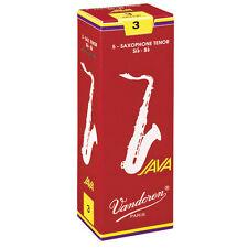Vandoren SR273R 5 Tenor Sax Java Red Cut Reed #3