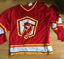 GWINNETT GLADIATORS STGA FLAMES PROMO JERSEY ADULT XL