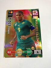 Panini Adrenalyn XL World Cup WM 2010 - Eto'o  limited edition RAR !!!
