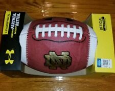 *GAME ISSUED* UNDER ARMOUR NOTRE DAME Football 695XT irish ND ncaa ball mens pro