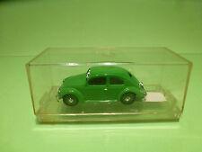 VITESSE VW VOLKSWAGEN KAFER OVAL - GREEN 1:43 - NEAR MINT IN BOX