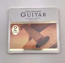 The Spanish Guitar: Gypsy Theme Espana Mia 2Disc Golden Classics CD - Brand New