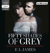 Fifty Shades of Grey 03 Befreite Lust von E L James (15.01.2018, MP3-Hörbuch)