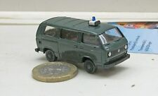 Roco Mini Tank 458: VW T3 Syncro, Federal Border Police