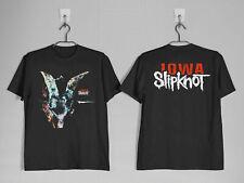 slipknot iowa T Shirt Gildan Heavy  S-5XL