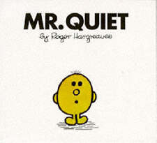 Mr Quiet by Roger Hargreaves Paperback