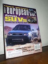 European Car Magazine -June 1998,Vol.29,No.6-Future SUVs:Expensive Toys or Pract