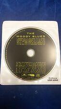 The Moody Blues - A Night at Red Rocks (CD) NO ARTWORK NO CASE(B1)