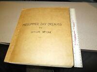 Winsor McCay 1910s comic strip scrap book (190+ items) Rube Goldberg Little Nemo
