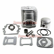 44MM BIG BORE KIT BBK CYLINDER TOP END 47CC 49CC 2 STROKE POCKET DIRT BIKE ATV