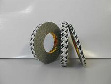 1 Rolle 3M 9086 Doppelseitiges Klebeband mit Papiervliesträger 15mm x 50m Tape