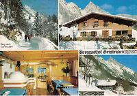 Ansichtskarte - Berggasthof Gerstruben / Oberstdorf