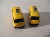 Wiking 1:87 Vw T 2 Funkmeßwagen Konvolut, 2 Modelle !!!